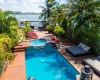 4 BR Trendy Waterfront Villa - Exterior - Pool