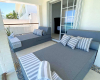 3 BR Mimi Villa - Bedroom 3 - Balcony Daybed