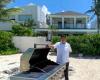3 BR Mimi Villa - Exterior - Gas Grill